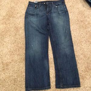 Comfortable Levi jeans; 514